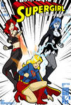 Supergirl Girl of Steel Issue 12 Cover