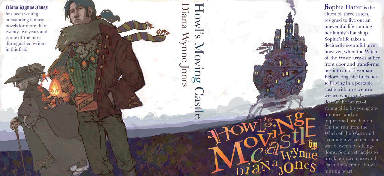 Howl's Moving Castle By UlaFish On DeviantArt