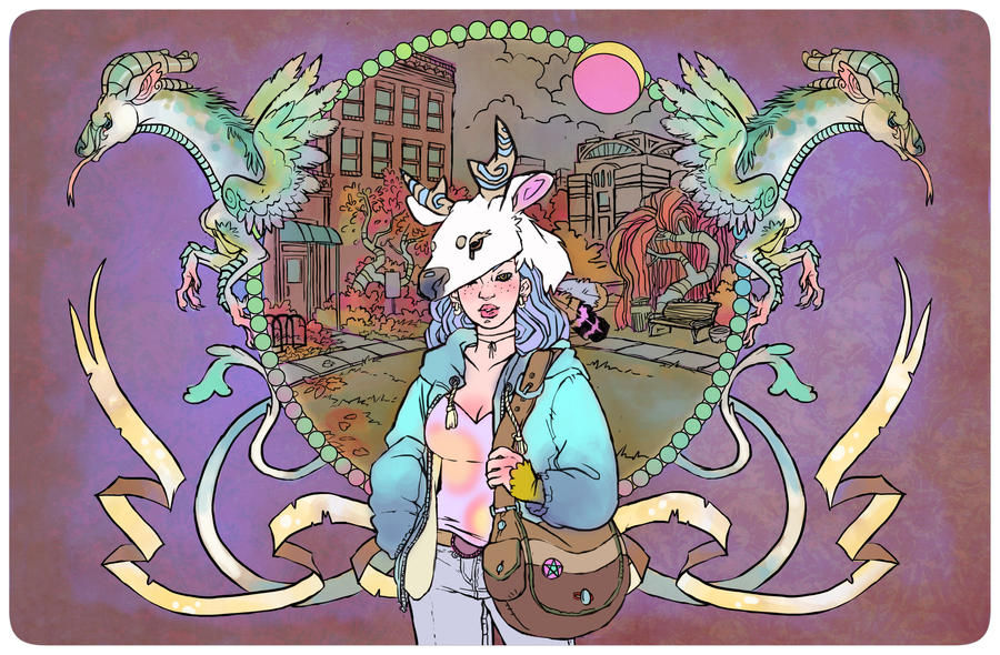 Campus Mystic by UlaFish