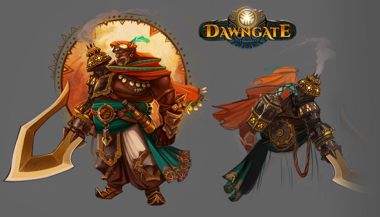 dawngate favourites by maha0 on deviantart
