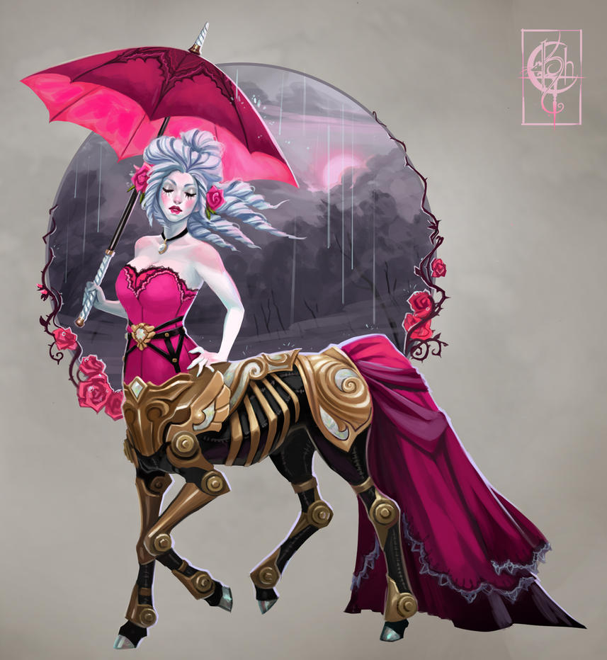 The Duchess by UlaFish