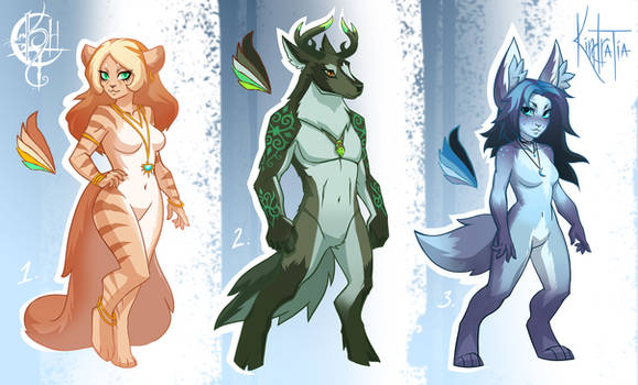 Anthro Adopt Auction [CLOSED]