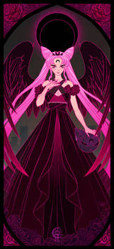 Dark Moon Princess Lady Serenity