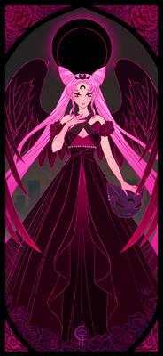 Dark Moon Princess Lady Serenity