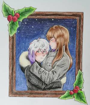 Saeran x Vanderwood - Merry Christmas~