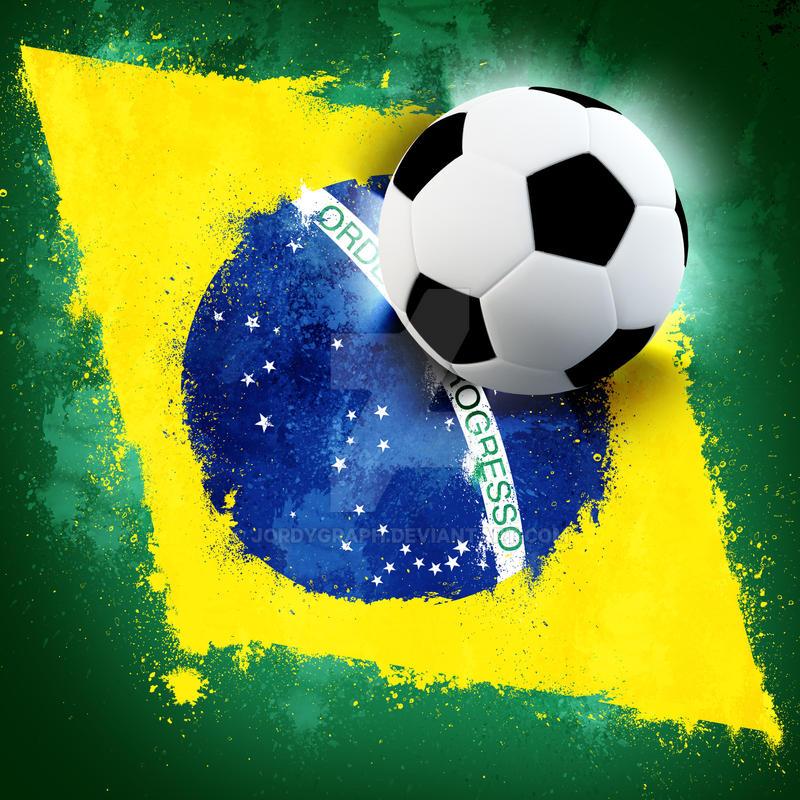 Brazil by jordygraph