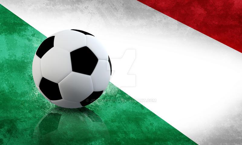 Italy soccer by jordygraph