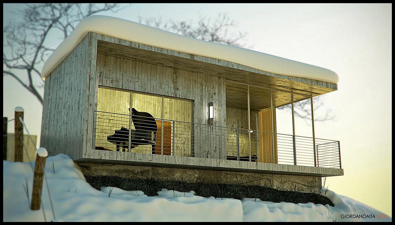 Music and Snow by jordygraph