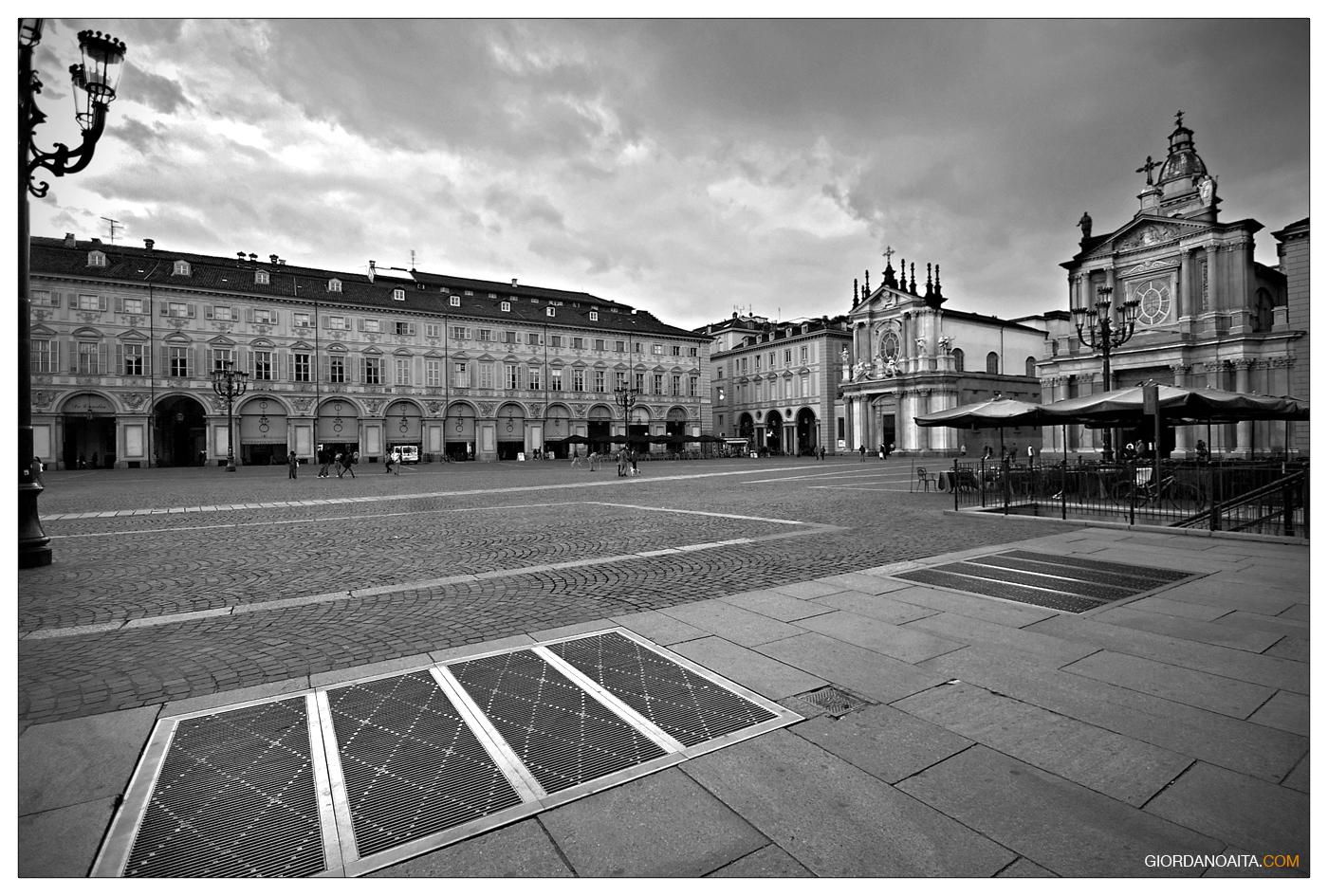Turin Italy by jordygraph