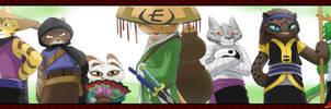 Kung Fu Panda: Fan OC