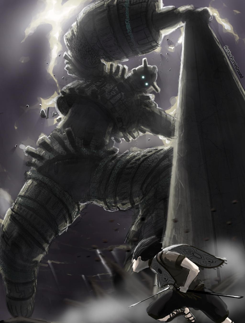 SotC: Gaius by Purpleground02 on DeviantArt