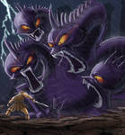 Hercules 1997 - Hydra Fight