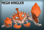Mega Kingler
