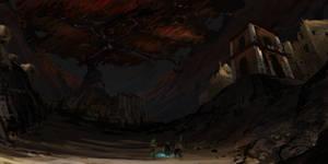 [Sunken Haven] Shrine Concept