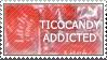 Ticocandy stamp by Azenor