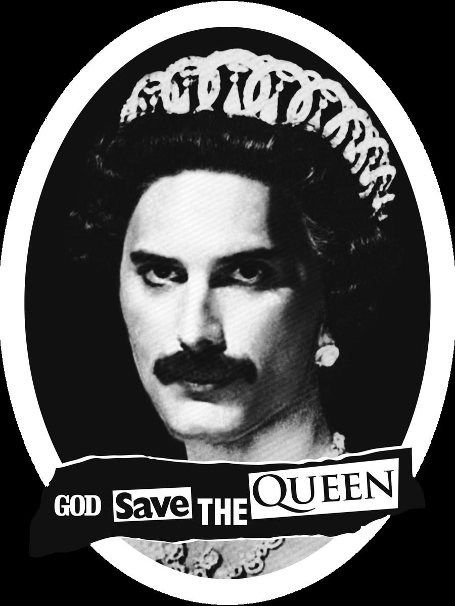 god save the queen by biggstankdogg on deviantart. Black Bedroom Furniture Sets. Home Design Ideas