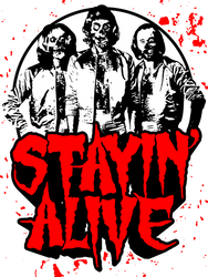 Stayin' Alive: Zom-Bee Gees