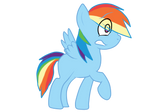 Rainbow Daaash.