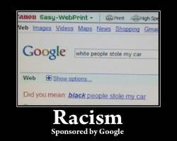 Racism Demotivational by Mattayama