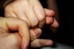 Hold My Hand by SarahCB1208