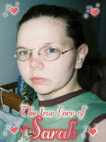 Self-Portrait by SarahCB1208