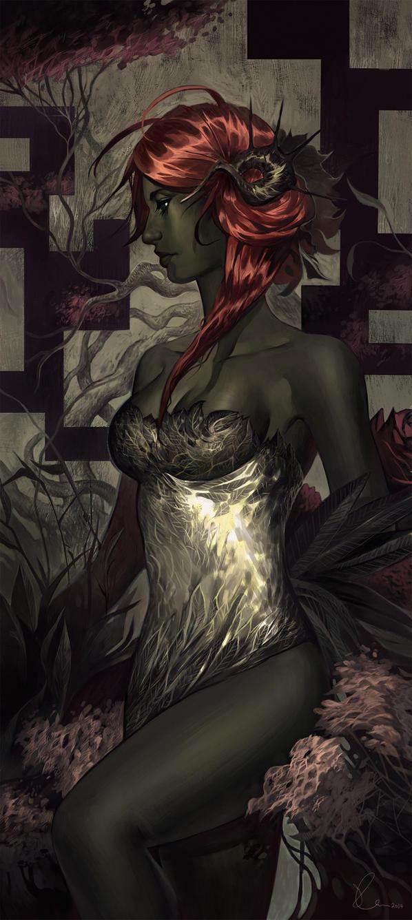 Poison Ivy - Wilt by Junedays