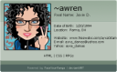 awren's Profile Picture