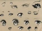Eye Studies #2