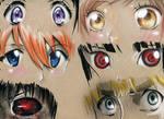 Eye Studies #4
