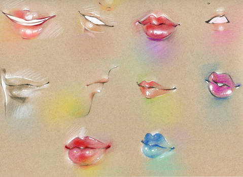 Lip Studies #1
