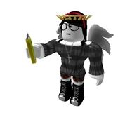 Friend me on ROBLOX iloveyugioh5ds by Ask-Alice-Leenalee6