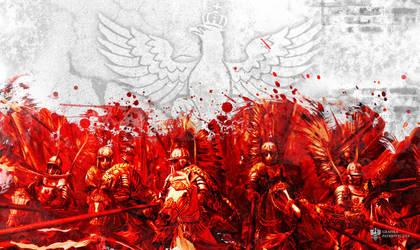 Polish Hussars Patriotic Wallpaper