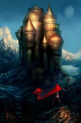 Citadel Castle by RafSarmento