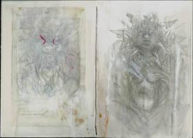 Sketchbook stuff by RafSarmento
