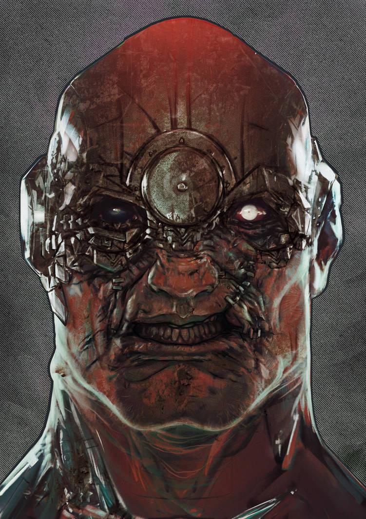Mean Machine | Study by RafSarmento