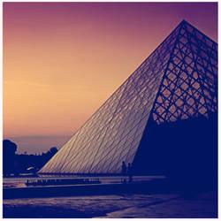 la Pyramide by etherealwinter