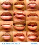 Lip Service -- Pack 1