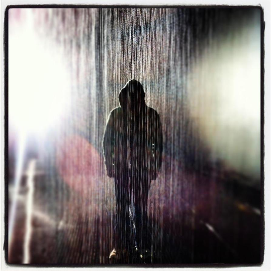 The Rain Room by musicalbandicoot