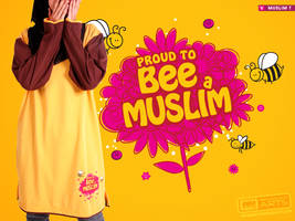 MTF12 - Proud to Bee Muslim