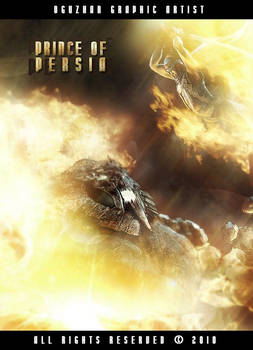 Prince Of Persia LargePiece 2