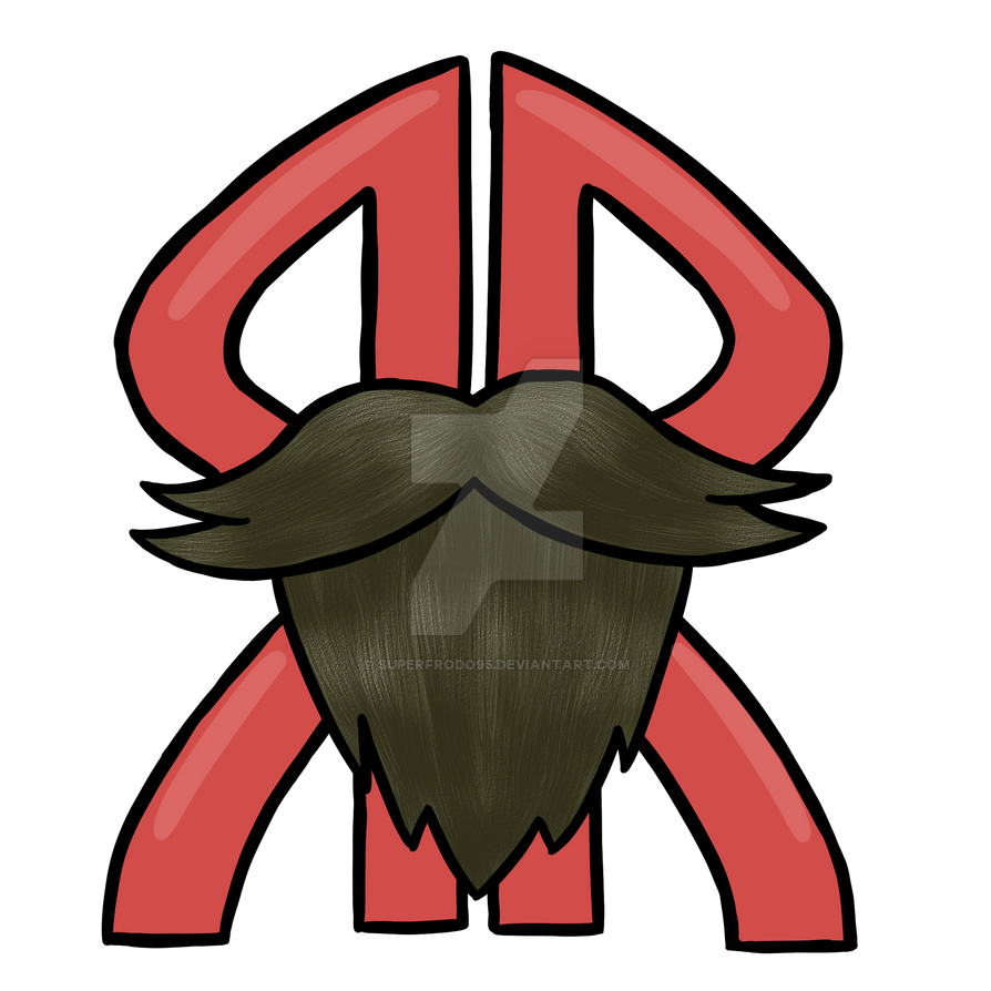 RR Beard and stuff, I dunno by SuperFrodo95
