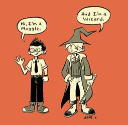 Wizard and Muggle