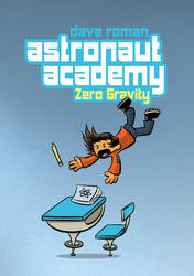 Astronaut Academy book cover by yaytime