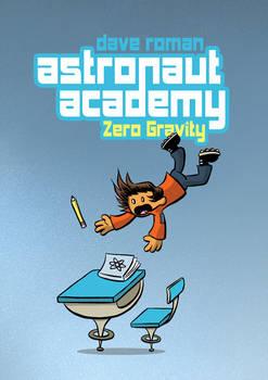 Astronaut Academy book cover