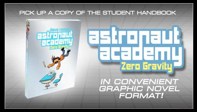Astronaut Academy promo video