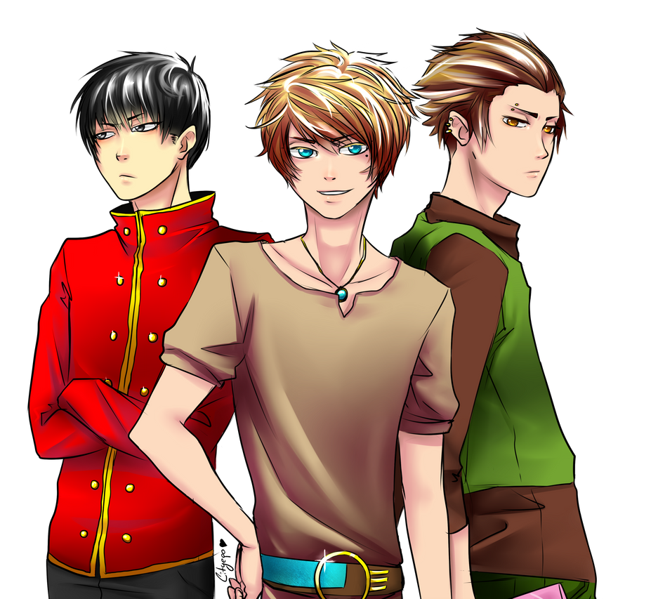 Ambre Team (gender) by citgepolol