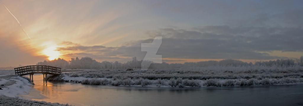 Panorama Eernewoude by TjerkEpema