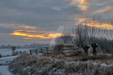 Dutch Winter by TjerkEpema
