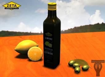 Zeta Bottle