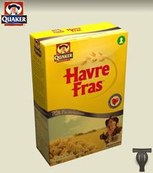 Quaker Havre Fras